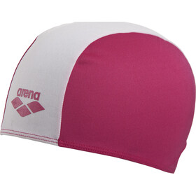 arena Polyester Bonnet de bain Enfant, strawberry-white